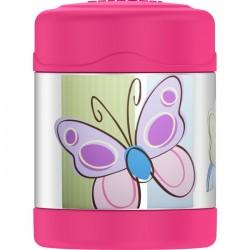 Termos pentru copii pentru mâncare - fluture