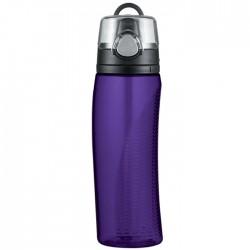 Sticlă pentru hidratare cu abac - violet