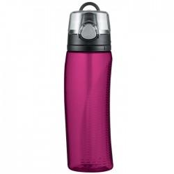 Sticlă pentru hidratare cu abac - purpuriu