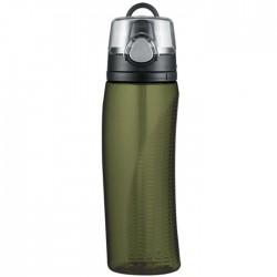Sticlă pentru hidratare cu abac - verde măsliniu